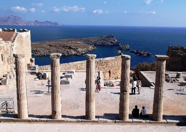 ギリシャ、美しきエーゲ海と神話...
