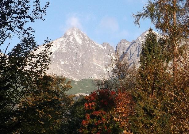 スロバキア、タトラ、ロムニツキ―・シュテート峰