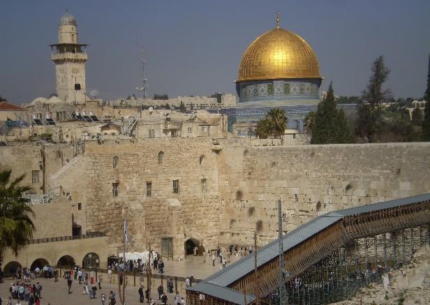 イスラエルの聖地を極める